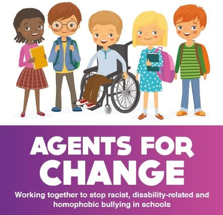 Agents for change anti. Bullying clipart racist