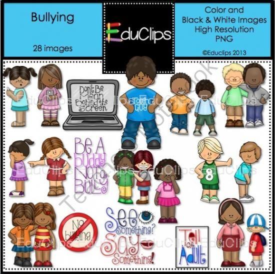 Bullying clipart scene.  best creative clip