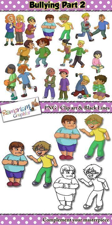 Bullying clipart scene. Clip art cyber social