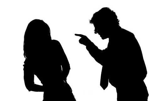 Bully clipart physical harassment. Silhouette at getdrawings com