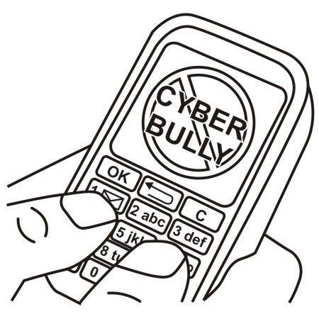 Design ideas education cyber. Bully clipart social bullying