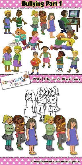 Clip art educational tools. Bullying clipart social bullying