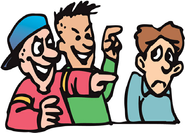 Bullying clipart student. The organic way to