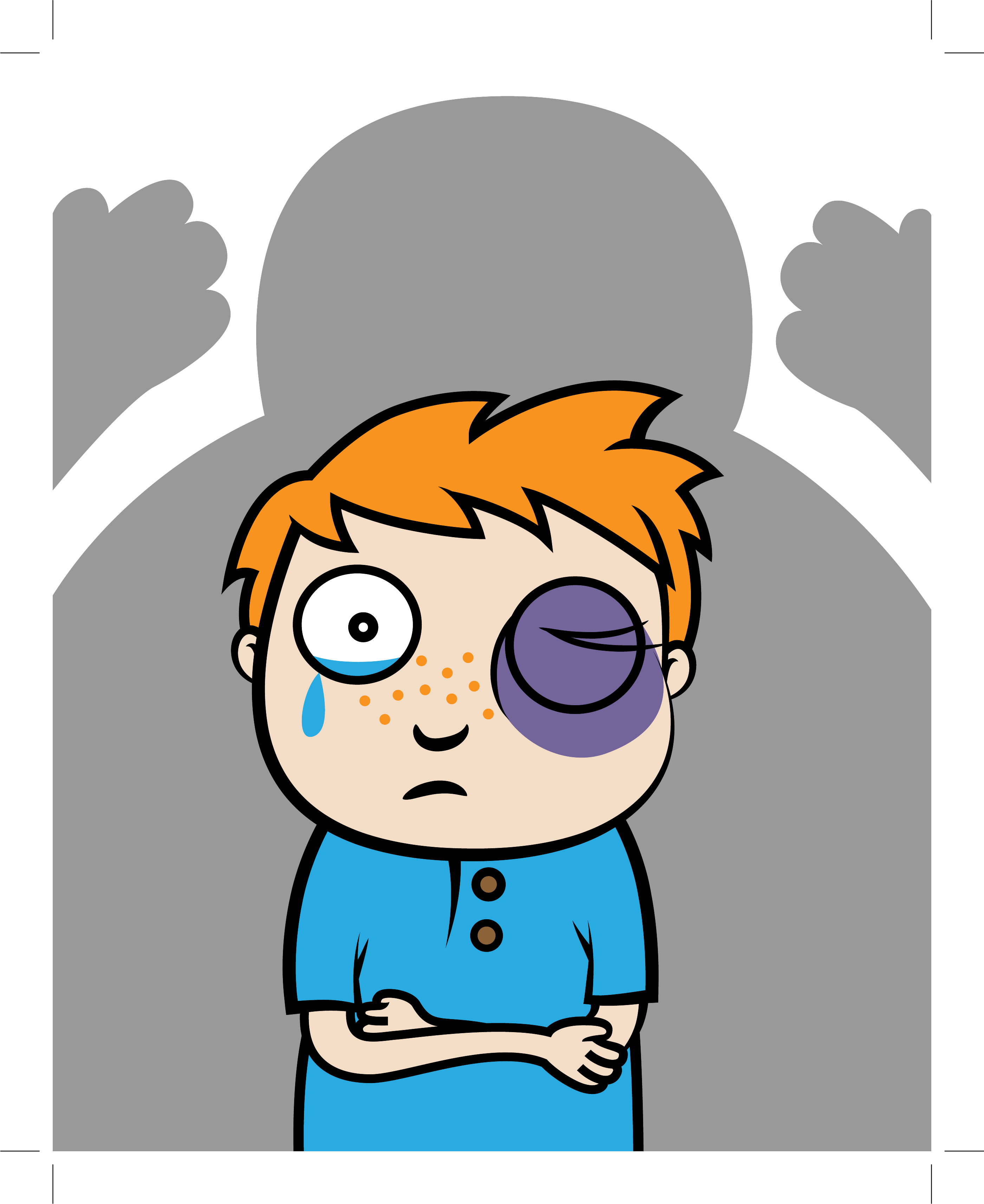collection of bullying. Hurt clipart transparent