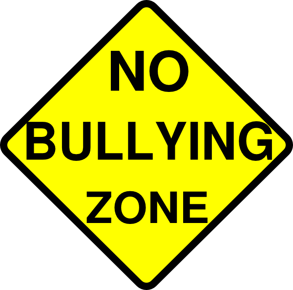 No zone clip art. Bullying clipart transparent
