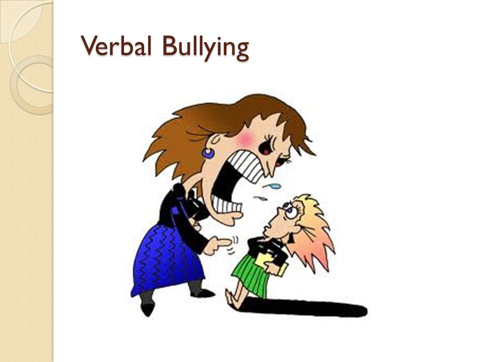 Bullying clipart verbal bullying. Why you gotta be
