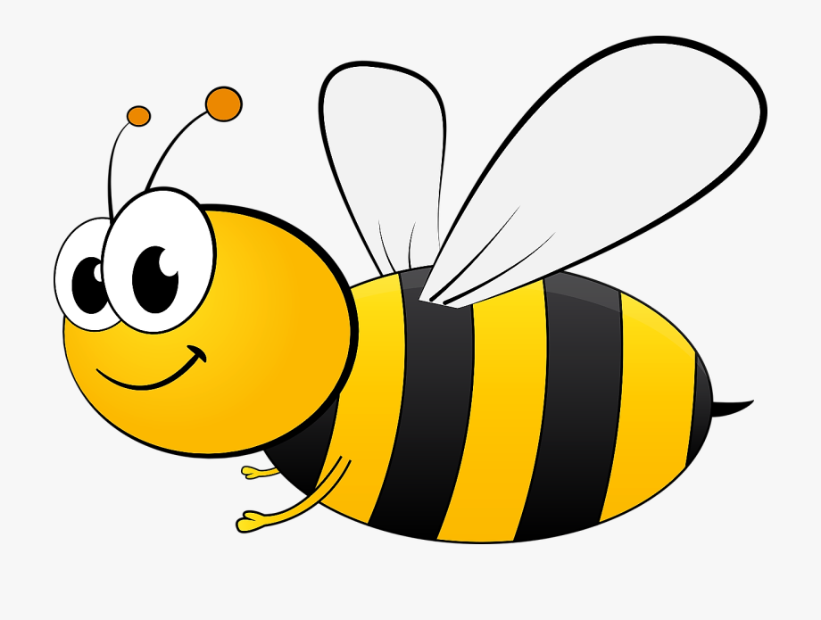 Bees clipart clip art. Bumblebee bee sting cartoon