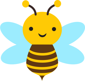 Bumblebee clipart adorable. Cute free download best