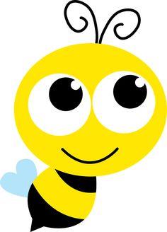Bumble bee clip art. Bumblebee clipart adorable