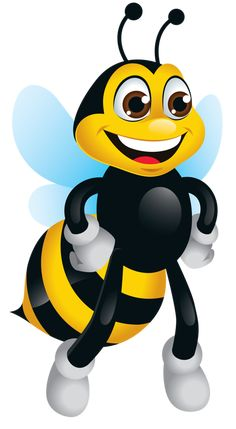 Bumblebee clipart animated. Cartoon bee stock illustrations