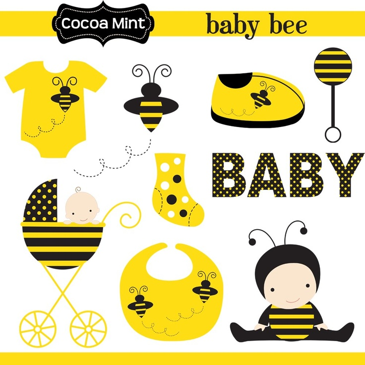 Bumblebee clipart baby bumblebee.  best images on