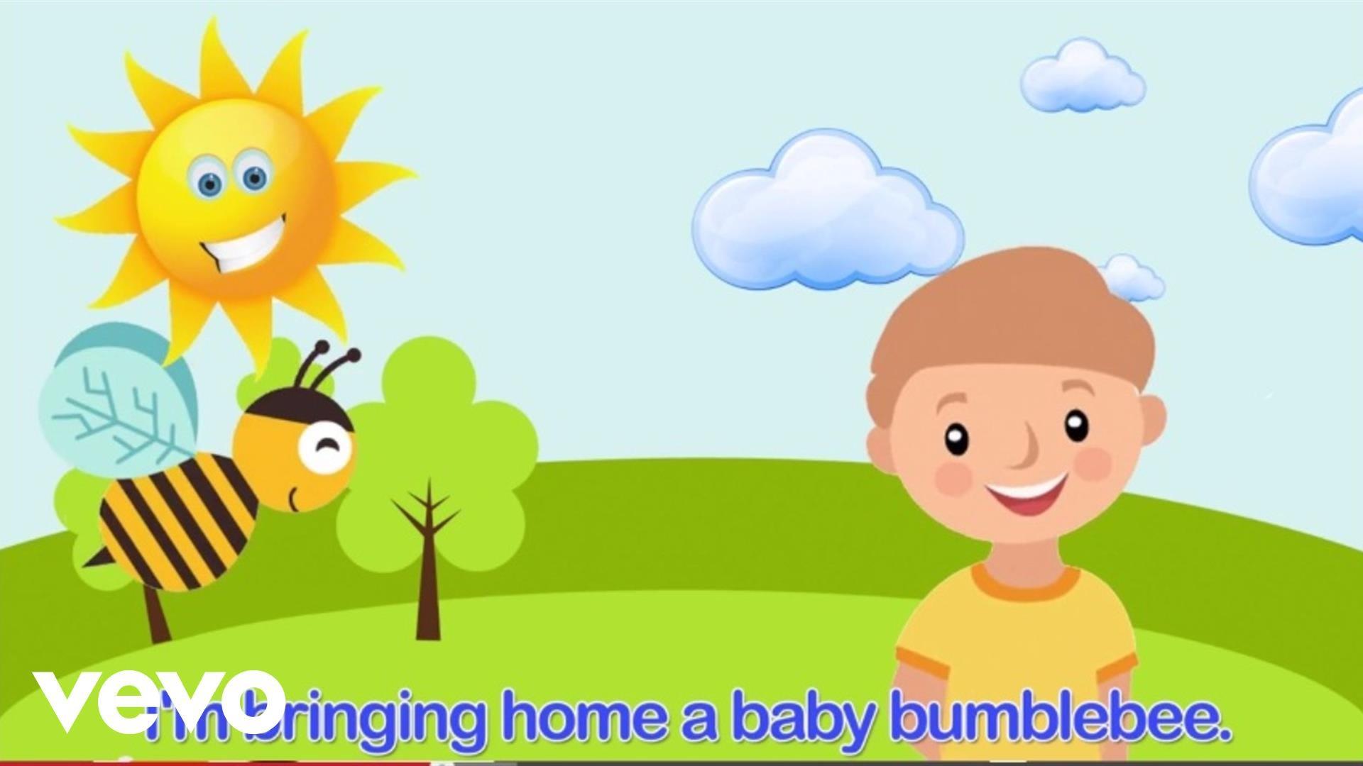 Evokids i m bringing. Bumblebee clipart baby bumblebee