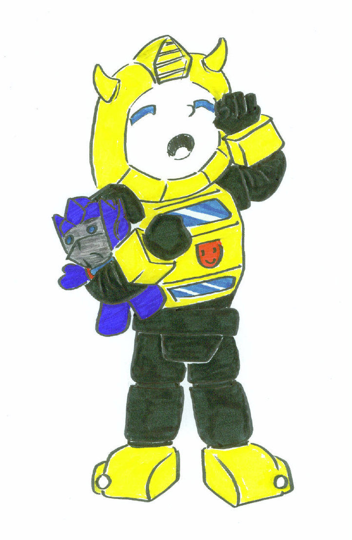 By peppermintwind on deviantart. Bumblebee clipart baby bumblebee