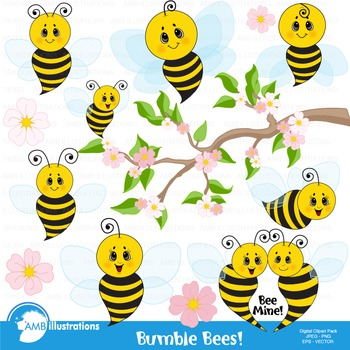 Bumble honey bees clip. Bumblebee clipart busy bee