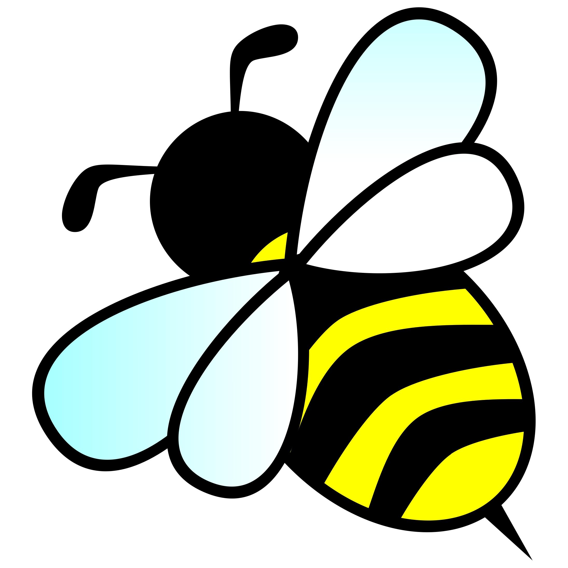 Bumblebee clipart buzzy bee. Best of bees gallery