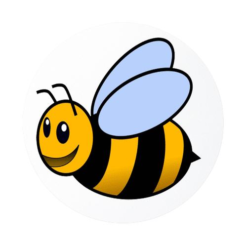 Bumblebee clipart cartoon. Free download clip art