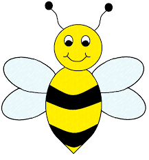 Bumblebee clipart cartoon. Free bumble bee images