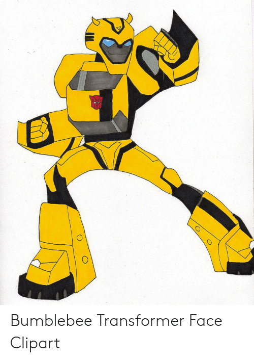 Bumblebee clipart face. Transformer meme on me