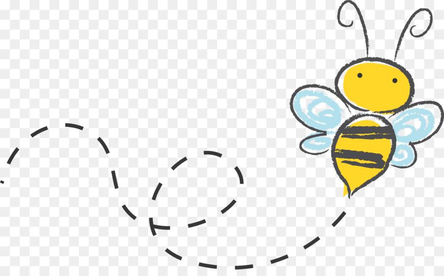 Clipart bee. Bumblebee clip art flying