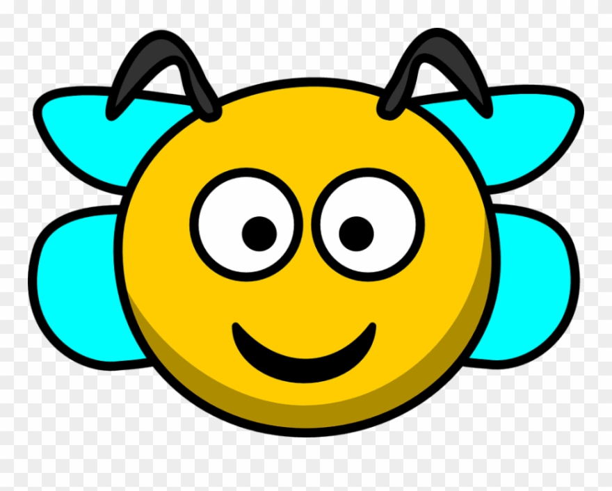 Brother shower curtain png. Clipart bee head