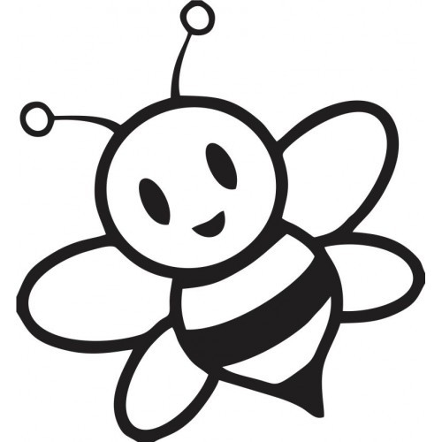 Bumblebee clipart outline. Bumble bee cliparts free