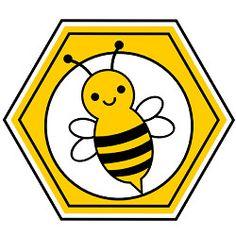 Bumblebee clipart printable. Bumble bee template templates