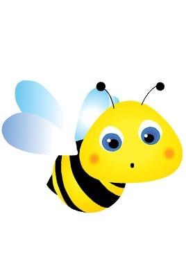best spelling bee. Bumblebee clipart printable