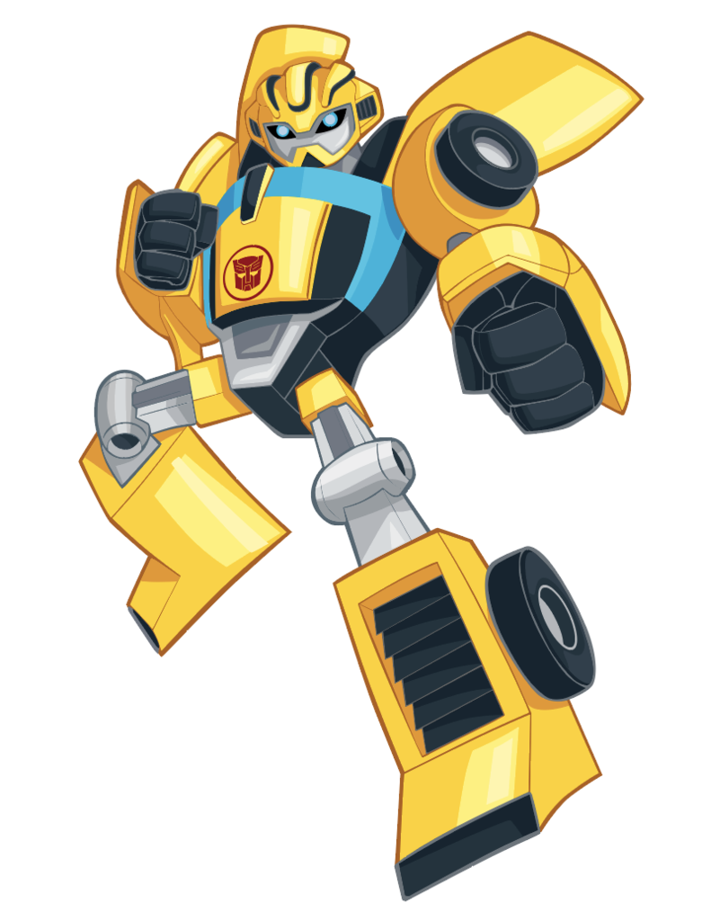 Bumblebee clipart rescue bot. Transformers bots characters quiz