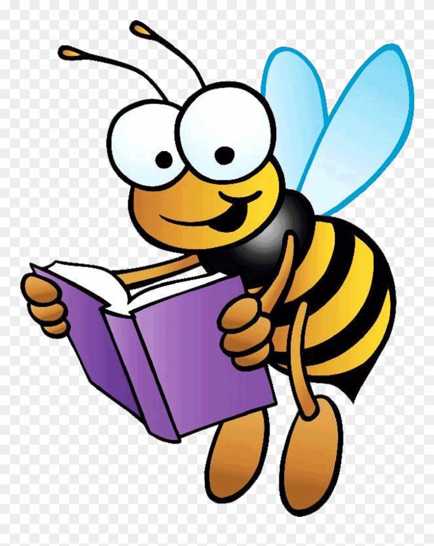 Clipart bee school. Spelling png download