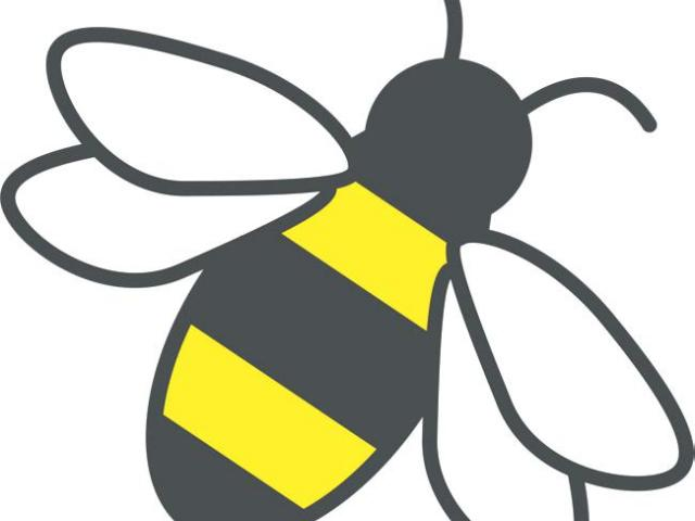 Bumblebee clipart simple. X free clip art