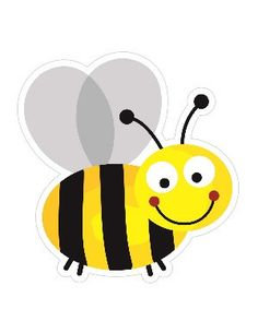 Bumblebee clipart simple. Kindergarten and mooneyisms the