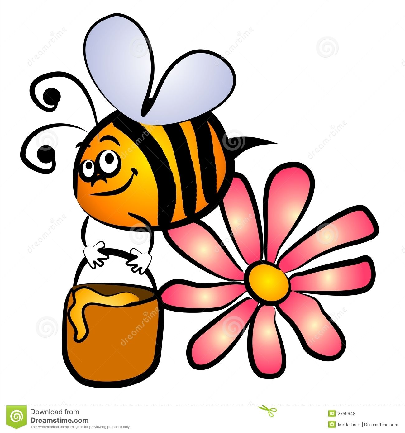 Flying bumble bee clip. Bumblebee clipart sunflower