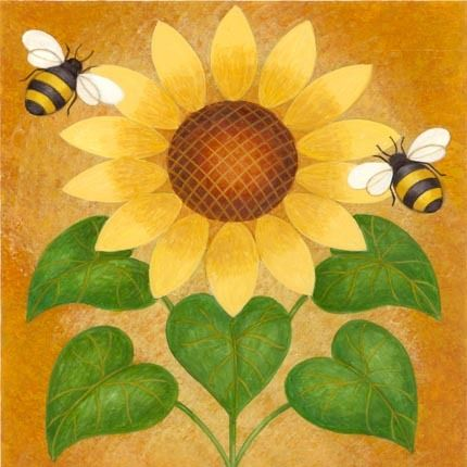 Bumblebee clipart sunflower. Bumblebees and decoupage printable