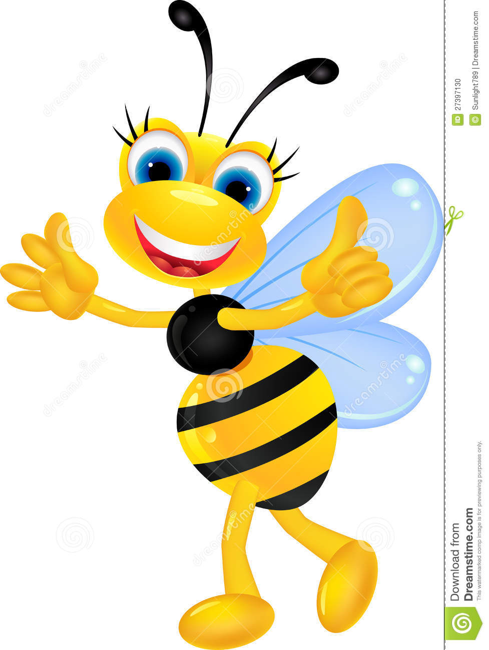 Bumblebee teacher and in. Bee clipart pencil