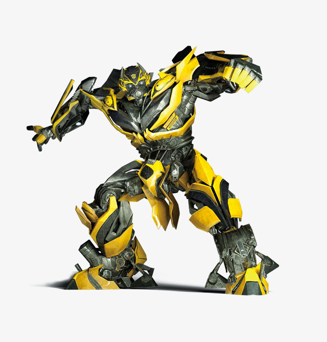 Bumblebee clipart transformers. Yellow png image and