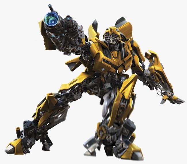 High tech robot png. Bumblebee clipart transformers