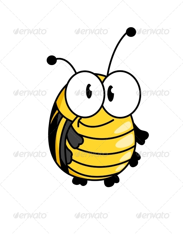 Bumblebee clipart trophy. Smiling fat little bumble