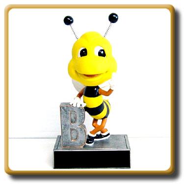 Bumblebee clipart trophy. Spelling bee clip art