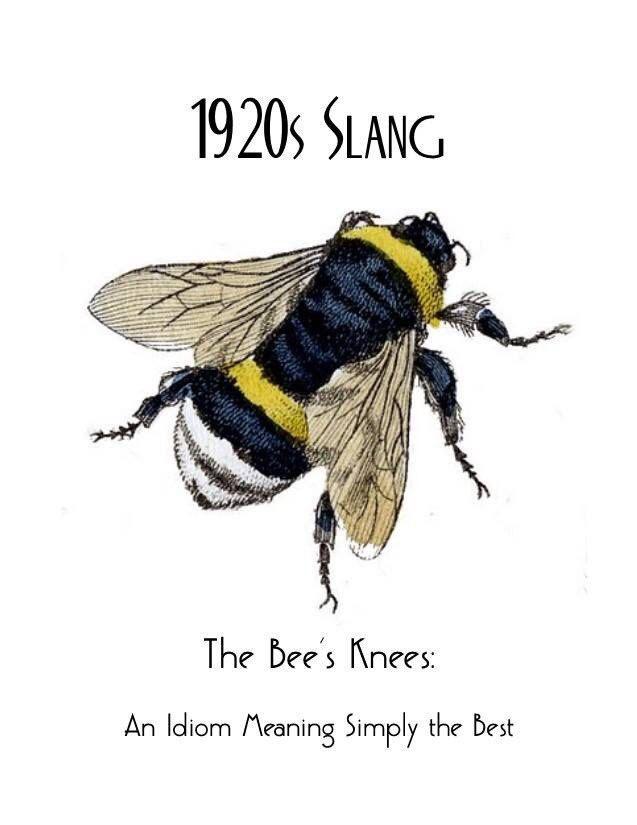 s art deco. Bumblebee clipart vintage