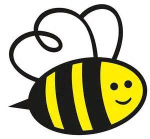Bumblebee clipart. Baby bumble bee clip