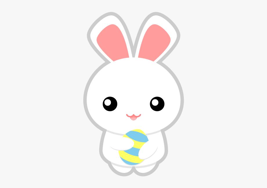 On clip art easter. Bunny clipart adorable