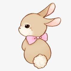 bunny clipart adorable