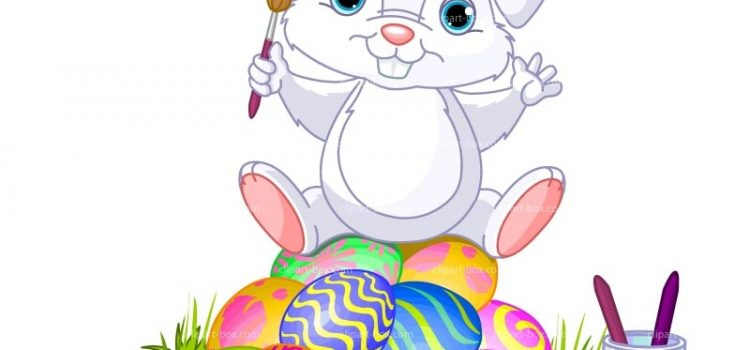 Bunny clipart animated. Easter trendy pixbay