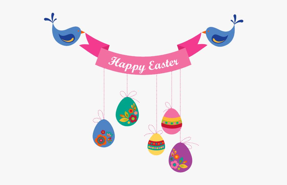 Kisspng easter bunny egg. Bunnies clipart banner