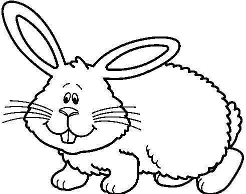 Clipart bunny black and white. Free download best space