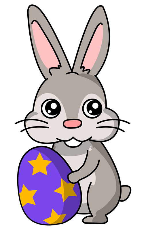 nose clipart easter bunny
