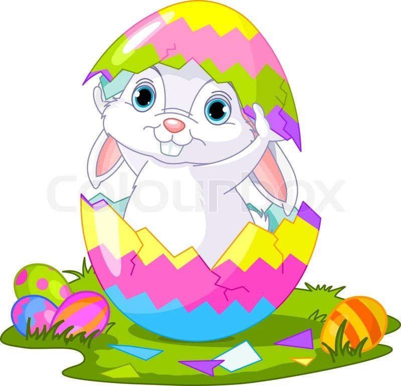 Pin by sandy burke. Bunny clipart easter egg