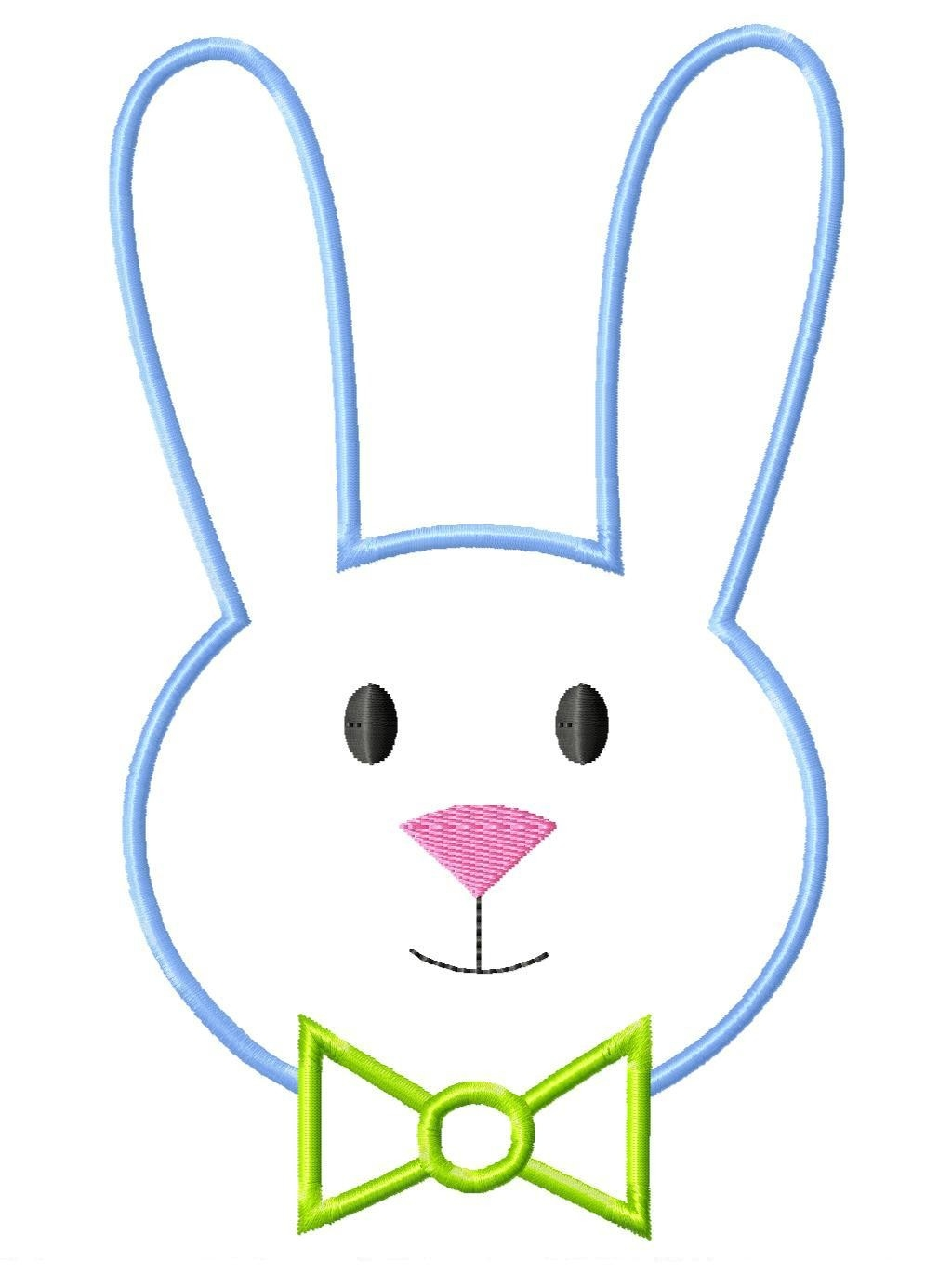 Easter bunny hd images. Bunnies clipart face