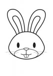 Bunny drawing at getdrawings. Bunnies clipart head