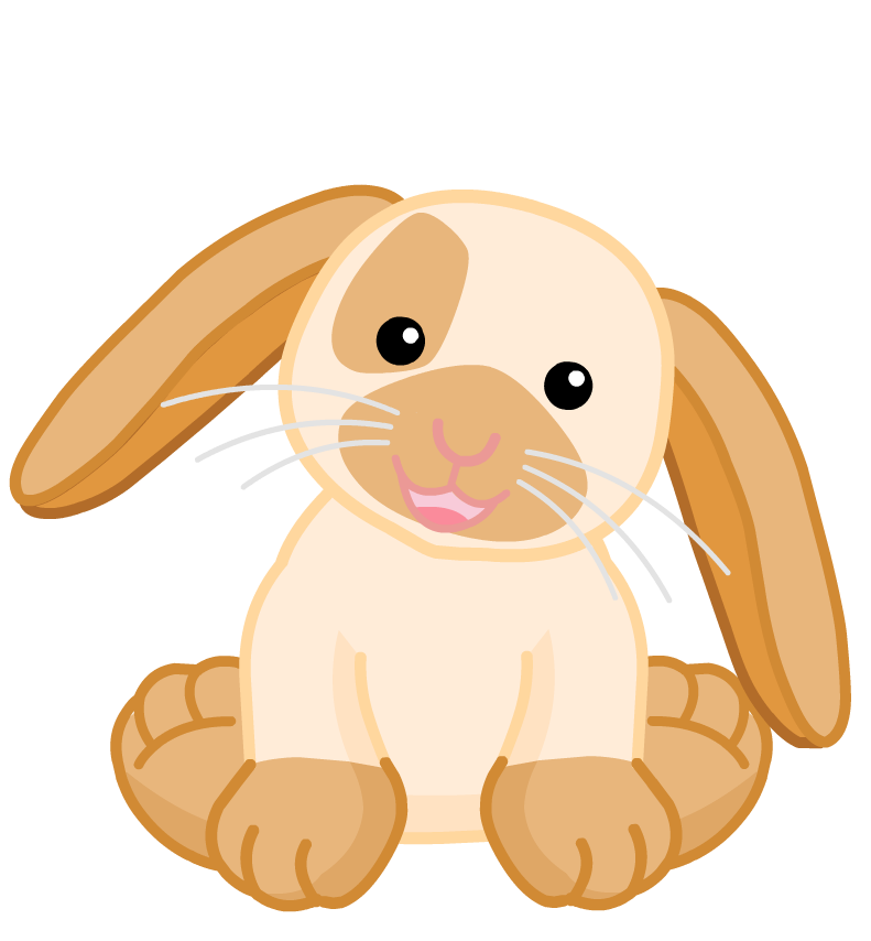 Clipart bunny holland lop. File excited png webkinz